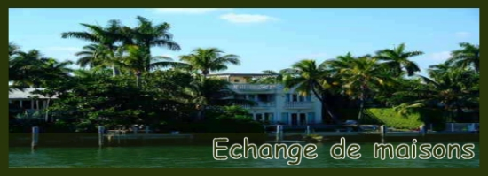 echange maisons