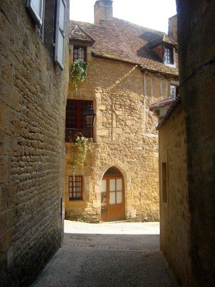 rues-medievales-Sarlat